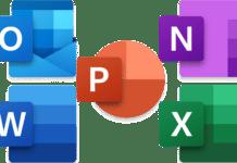 Nouvelles icônes Office Mac