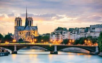 Travaux de sécurisation de Notre-Dame de Paris
