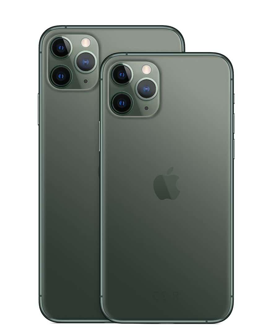 iPhone 11 et iPhone 11 Pro