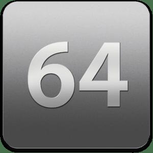 compatibiité 64bits catalina