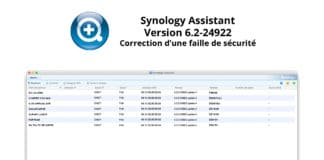 Synology Assistant 6.2-24922
