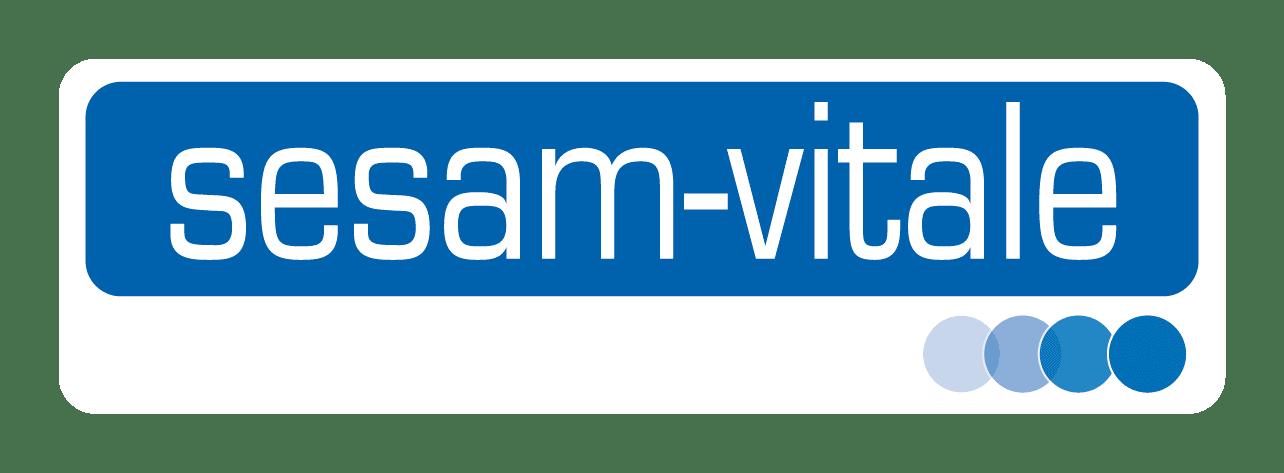 Logo sesam-vitale