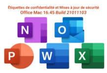 Office Mac 16.45