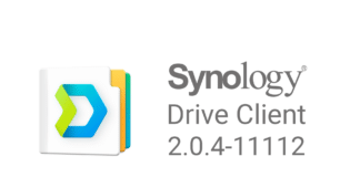 Synology Drive Client 2.0.4-11112