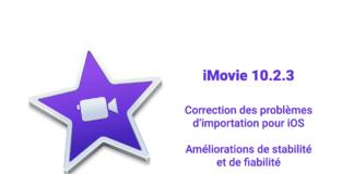 iMovie 10.2.3