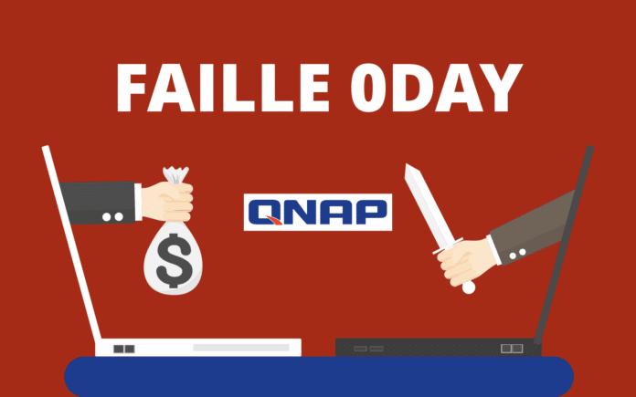 Faille 0DAY sur les NAS QNAP