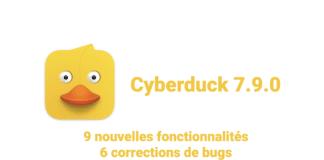 Cyberduck 7.9.0