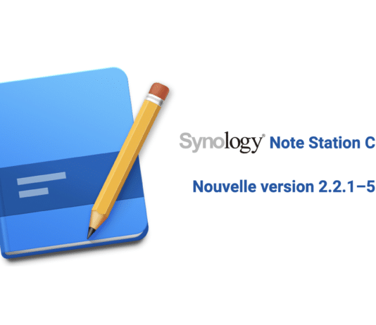 Synology Note Station Client 2.2.1-553